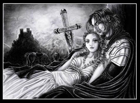 Knight heart by Tania-S