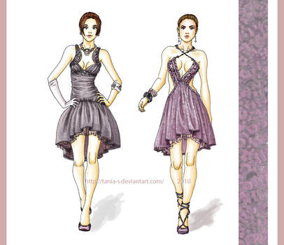 fashion-party by Tania-S