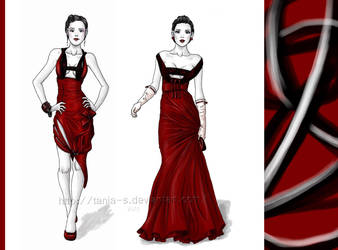 Red passion by Tania-S