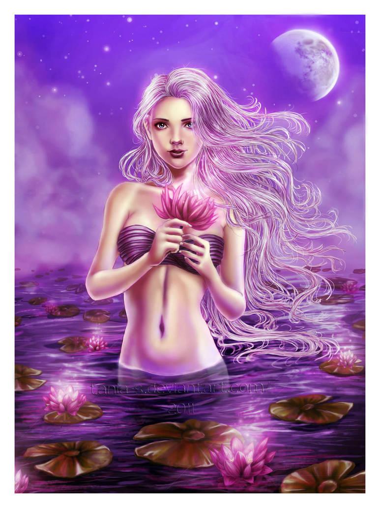 mermaid paradise by Tania-S