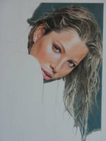Jessica II, WIP by dcrivera