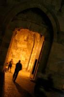 Jerusalem:  Jaffa Gate by ConsciousContact83