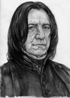 Severus Tobias Snape by MissGeorgeSpiggott
