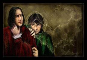 The Cloak by 6urn