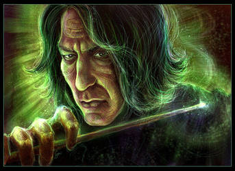 Snape by 6urn