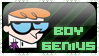 Dexter Laboratory Stamp by dn-revenge