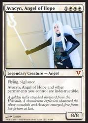 Card Captor Avacyn by Kagura3