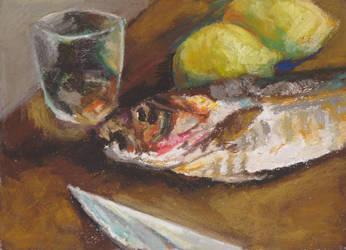 Salmon by Jongrech