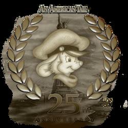 AAT 25th Anniversary Fan Logo by Maxl654