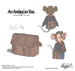 AAT V Project - Fievel's Bag Concept by Maxl654