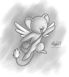 Sketch - Kero by Maxl654