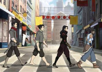 Avatar Road by Mar17swgirl