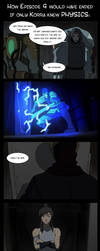If only Korra knew Physics... by Mar17swgirl