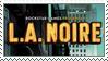 la noire stamp by generationm