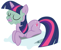Twilight and mud mask Vector by Kooner-cz