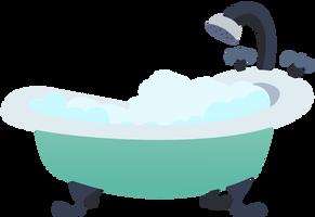 Bathtub by Kooner-cz