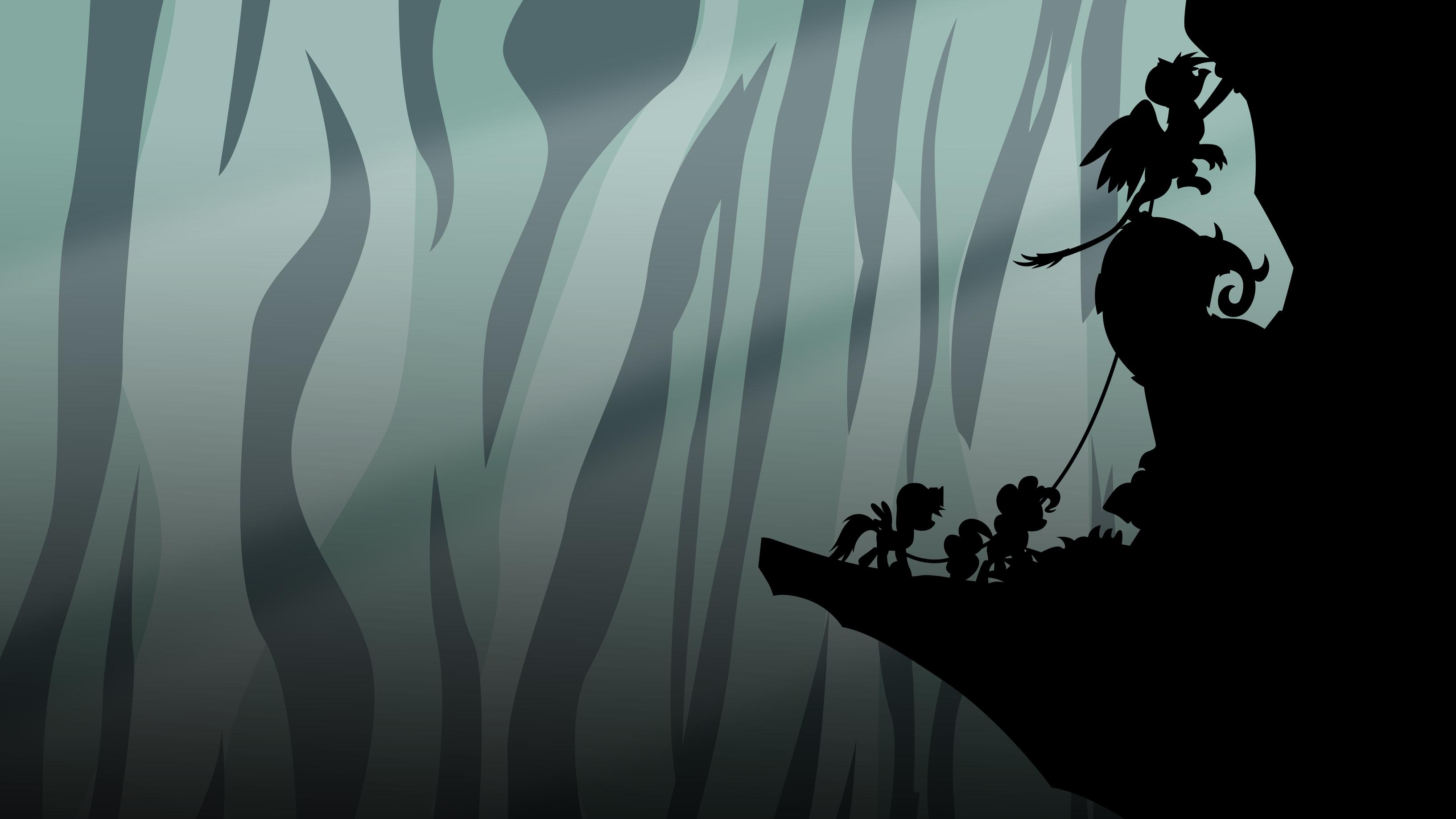 Silhouette Adventure by Kooner-cz