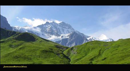 Swiss Alps by ZankFrappa