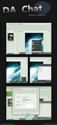 DeviantART Chat by yacine29