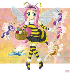 FlutterBee by uotapo
