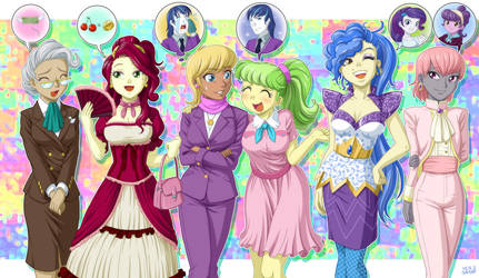 Madams by uotapo