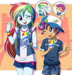 Stay Cool! by uotapo
