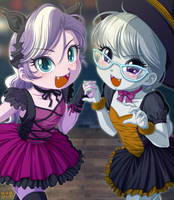 Trick or Show Appearance by uotapo