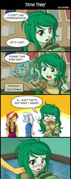 Time Thief by uotapo