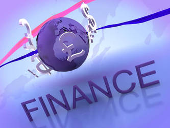 Finance Ident Project by OrcunA