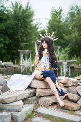 Ishtar Rin by Shinigami-X