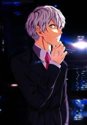 Mr. Kaneki ken by Devoiax