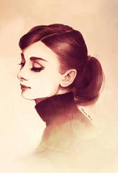 The Lady by Ikanu96