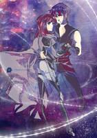 Jetsura and Kaito by Ikanu96