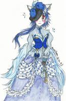 Snow Queen. by AmenYuun