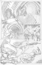 Independence Day VOL.4 Pencils by Spacefriend-T