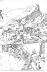 Independence Day VOL.4 Pencils (3) by Spacefriend-T