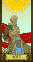 Nour the Paladin by Spacefriend-T