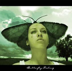 _- Butterfly Feeling -_ by Paul0v2