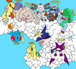 A Smile from Above(Marriland's Emerald Nuzlocke) by PlagaFiend01