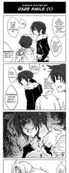 Dissidia FF- Rare Smile pt.1 by meru-chan