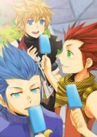 KH:BbS- Sharing by meru-chan