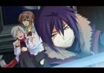 La Partita- Protecting by meru-chan
