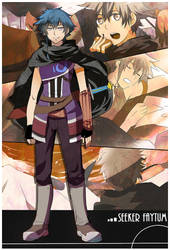 DAF- Seeker the Wanderer by meru-chan