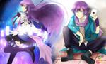 MAGE- Fitela Atthase by meru-chan