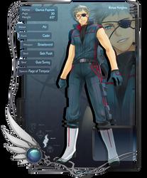 Vios Terra- Darius Faytum by meru-chan