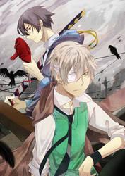 SS2012:rhymebox by meru-chan