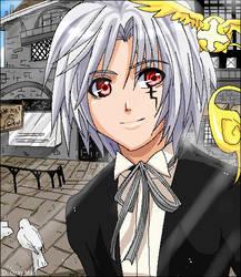 D. Gray-Man by meru-chan