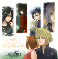FF7:AC- Rumination by meru-chan