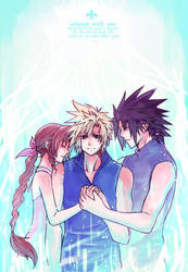 FF7 - Always with you by meru-chan