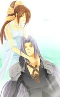 FF7- Mother by meru-chan
